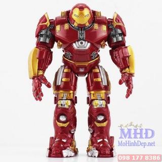 [NHẬP TOYBANCHAY GIẢM 15%] Mô hình Iron man Hulkbuster cử động có đèn Mark 44 MK44 – Avengers