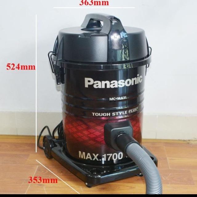 Máy hút bụi Panasonic YL631RN46