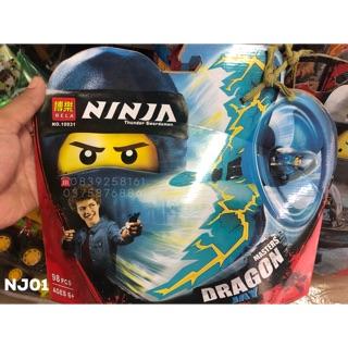 Bộ Quay lego NinjaGo Thế Hệ Mới thumbnail