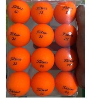 12 Banh golf Titleist Velocity màu nhám thumbnail