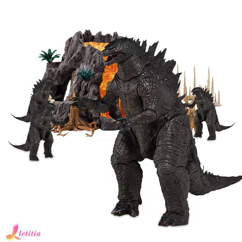 MonsterArts 2019 King of the Monsters Action Figure Letitia