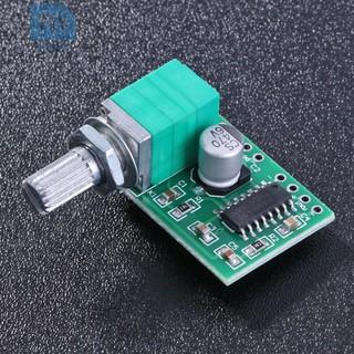Mạch khuếch đại âm thanh PAM8403 5V 3Wx2 với công tắc chiết áp