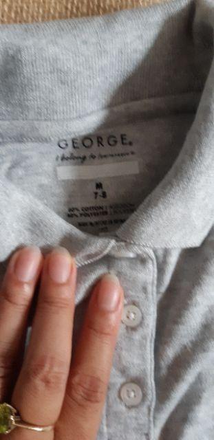 Áo bé gái George, hàng xuất xịn