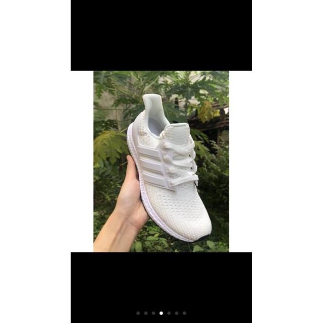 [ CÓ SẴN ] Giày ultra boost 4.0 full white [SIÊU ĐẸP]   SaleOff247