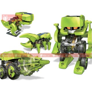 Robot LẮP GHÉP NĂNG LƯỢNG MẶT TRỜI T4 SOLAR ROBOT