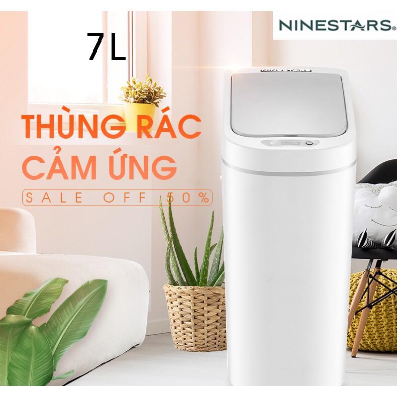 THÙNG RÁC CẢM ỨNG THÔNG MINH 7L