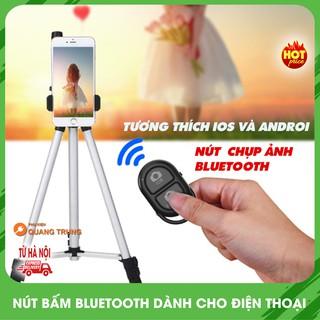 Nút bấm chụp ảnh Bluetooth cho điện thoại thumbnail