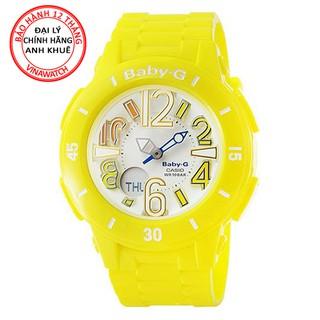 Đồng hồ Nữ Baby-G Casio dây nhựa kim-điện tử BGA-170-9BDR - Chính hãng Casio Anh Khuê thumbnail