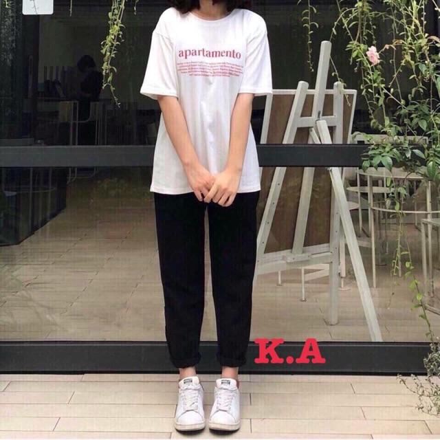 Quần kaki xắn gấu KA466