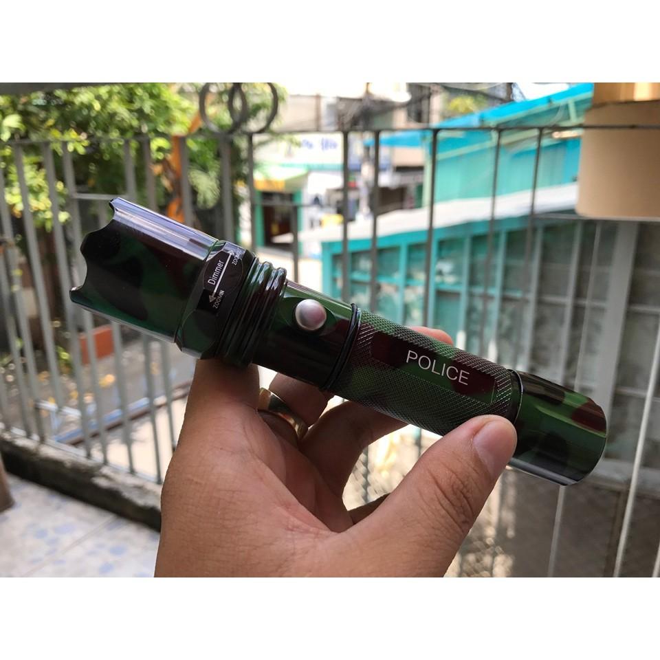 Đèn Pin Police Siêu Sáng Pin Sạc UltraFire - 2799477 , 483983815 , 322_483983815 , 145000 , Den-Pin-Police-Sieu-Sang-Pin-Sac-UltraFire-322_483983815 , shopee.vn , Đèn Pin Police Siêu Sáng Pin Sạc UltraFire