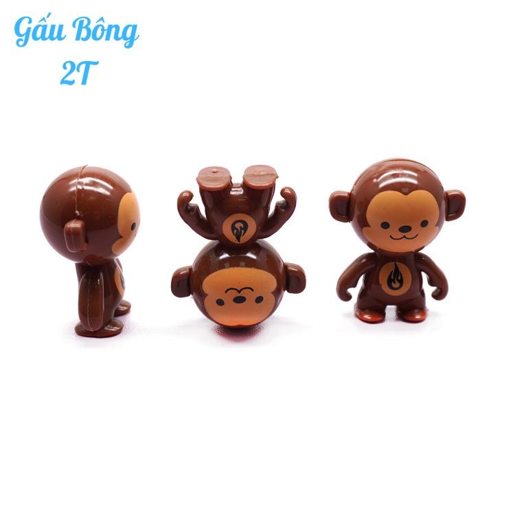 Đồ Chơi Trẻ Em Hình Con Khỉ Dễ Thương Đồ Chơi Giải Trí Đồ Chơi Lật Đật Hình Khỉ Đáng Yêu