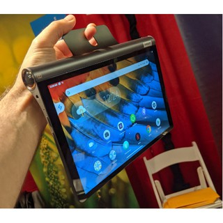 Máy Tính Bảng Lenovo Yoga Smart Tab 10.1inch – Likenew 99% zin all    Cấu hình mạnh mẽ – Thiết kế đa năng độc đáo – chất