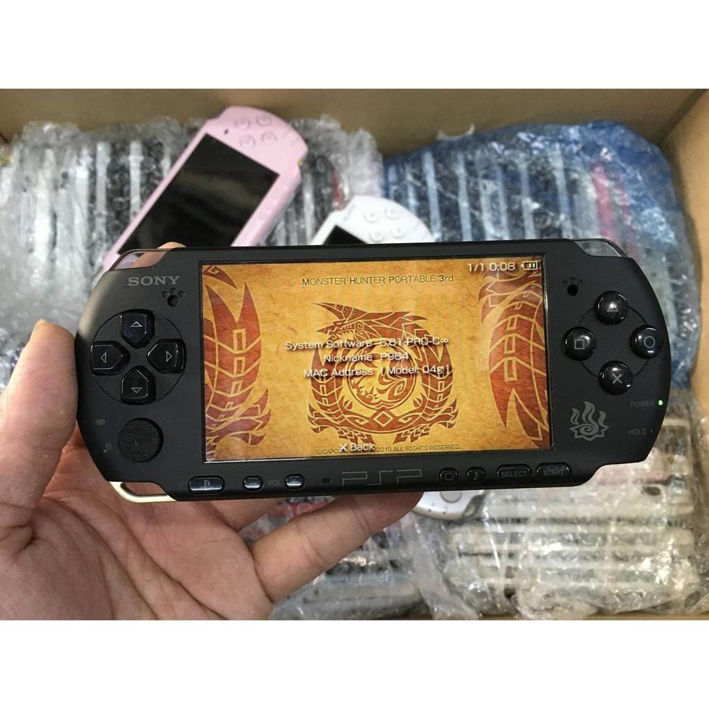 Máy Game PSP 1000 2000 3000 Đủ Loại Hàng Nội Địa
