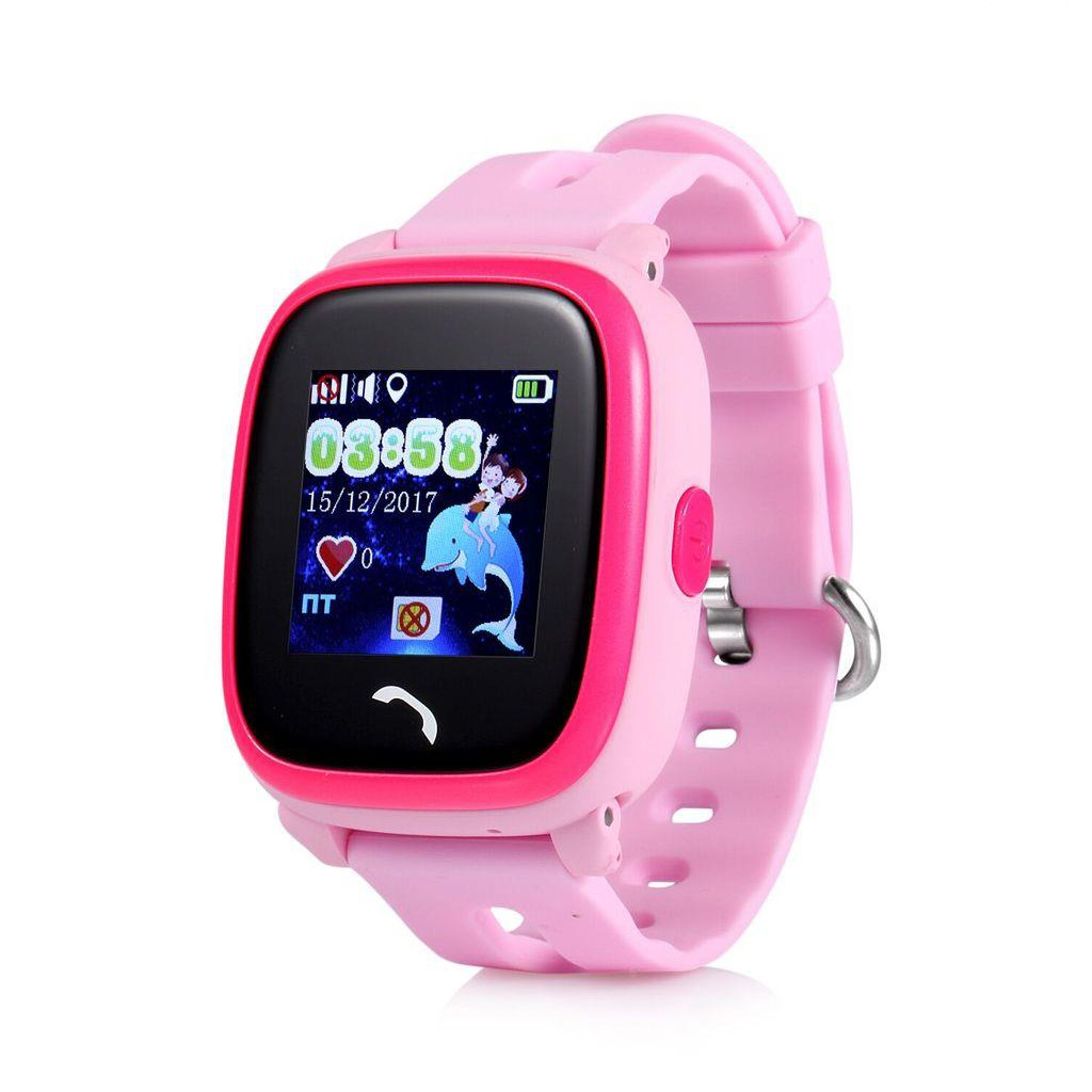 Đồng hồ định vị cao cấp chống nước Wonlex GW400S chính hãng