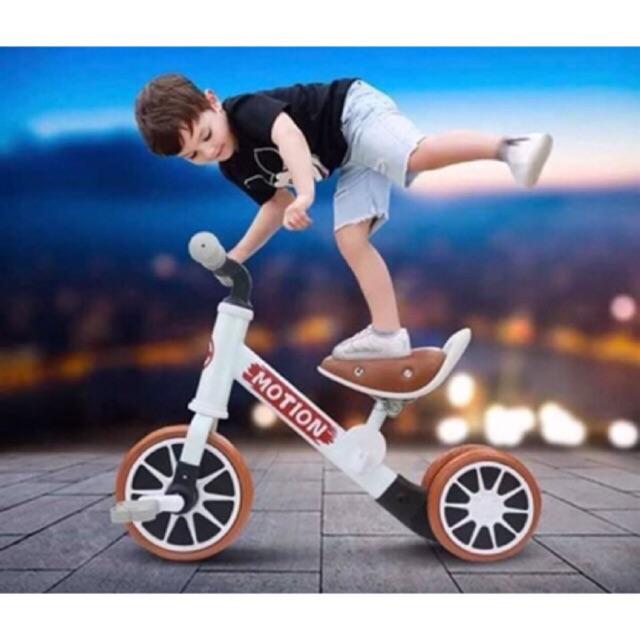 Xe đạp, xe chòi chân 2in1 USBON
