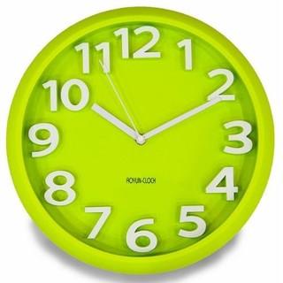 Đồng hồ treo tường kim trôi  Aoyun Clock (Xanh lá cây ) TI3000