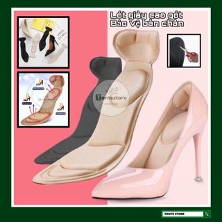 Lót giày cao gót bảo vệ bàn chân, chống đau chân - loại nguyên bàn cao cấp (1 cặp) LOTCG02