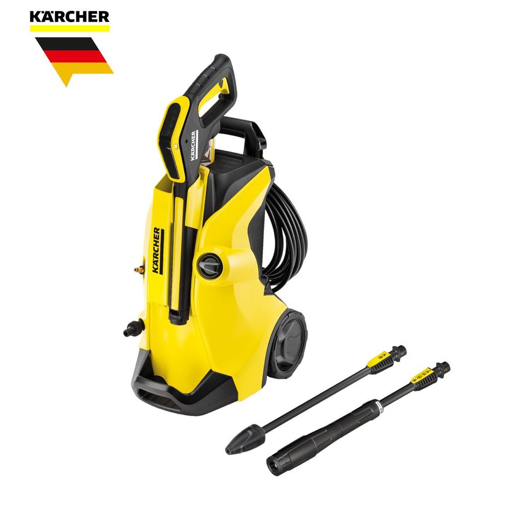 Máy phun rửa áp lực cao Karcher K4 full co