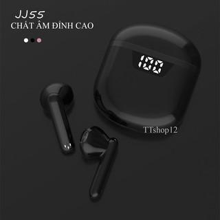 [ Bảo Hành 12 Tháng ] Tai nghe Bluetooth InPods J55 Âm Thanh SuperBass Nghe Nhạc Siêu Lâu Cảm Biến 1 Chạm
