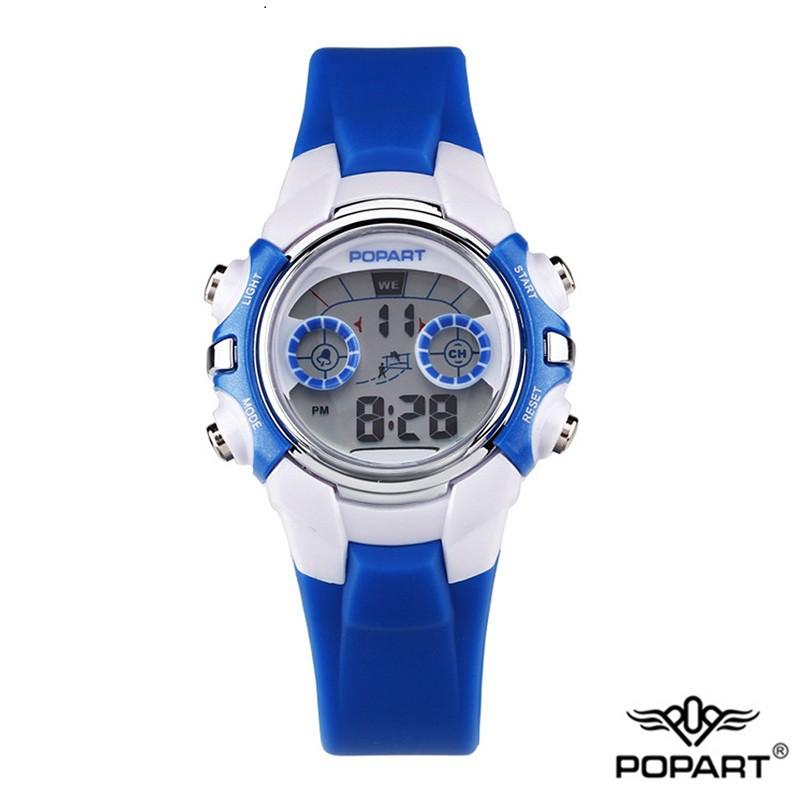 [Mã WTCHNOV20 giảm 20K đơn 99K] Đồng hồ điện tử trẻ em Popart DBT311 kiểu dáng dễ thương