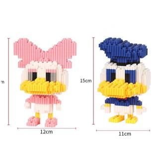 (SẴN) Bộ lắp ráp lego vịt Donald thumbnail
