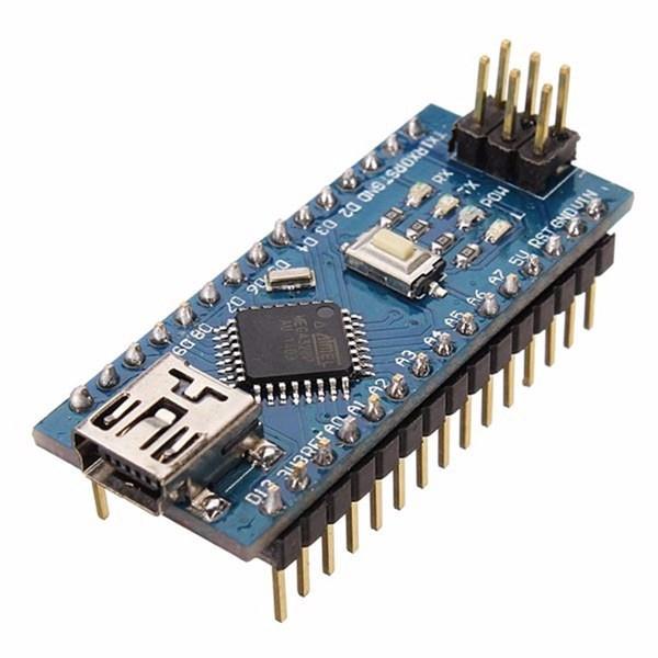 NEW ARRIVAL USB ATmega328 CH340G 5V 16MHz No welding for Compatible Nano V3.0 Board #0123 Giá chỉ 62.000₫