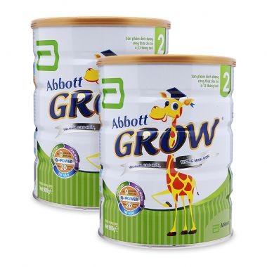 Combo 2 Hộp Sữa Bột Abbott Grow 2 Hộp 900G - 2604130 , 273499540 , 322_273499540 , 567000 , Combo-2-Hop-Sua-Bot-Abbott-Grow-2-Hop-900G-322_273499540 , shopee.vn , Combo 2 Hộp Sữa Bột Abbott Grow 2 Hộp 900G