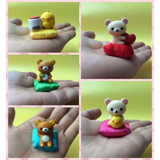 Genuine bulk goods, lazy bear, easy bear, handmade DIY materials, twisted toy ornaments