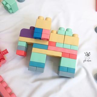 Bộ Lego dẻo 40 chi tiết