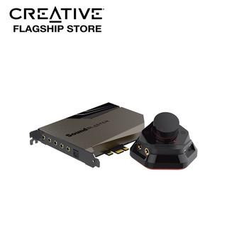 [Mã ELMALL1TR5 giảm 6% đơn 3TR] Bộ Giải Mã Âm Thanh Creative SoundCard BlasterX AE-7 - Hàng Chính Hãng