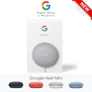 [🅲🅷Í🅽🅷 🅷Ã🅽🅶 🆂🅴🅰🅻🅱🅾🆇] Google Nest Mini (thế hệ 2), loa thông minh trợ lý ảo Google Assistant (Home Mini 2)