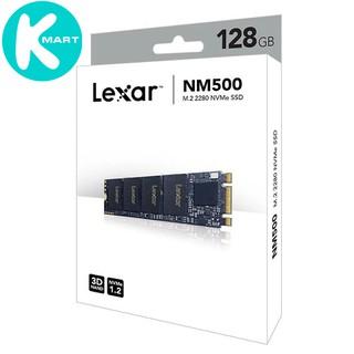 Ổ Cứng SSD Lexar NM500 PCIe M.2 2280 NVMe 128GB LNM500-128RB - Hàng Chính Hãng