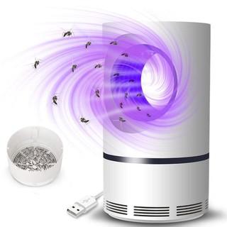 Đèn Bắt Muỗi, Hình Trụ, Cắm Cổng USB Thông Minh – MK Store