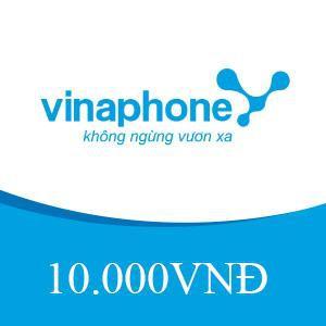 Thẻ Cào Vinaphone 10k