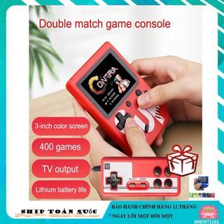 MÁY CHƠI GAME SUP BOX 400 500 IN 1 PLUS TẶNG 1 TAY CẦM HỖ TRỢ 2 thumbnail