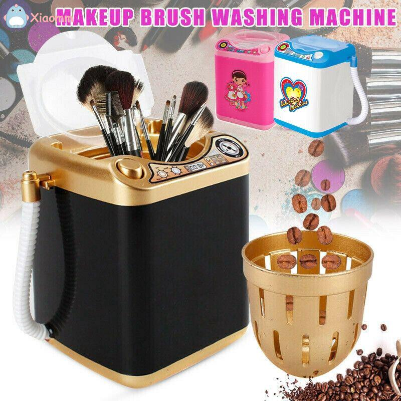 Brush Cleaner Device Simulation Automatic Cleaning Washing Machine Mini Toy .mm