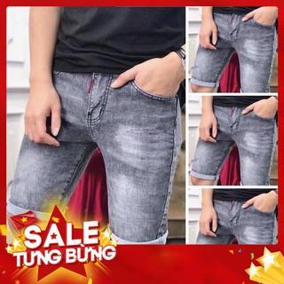 9.9 quần short nam, quần short jean TCS099 cao cấp -Hàng nhập khẩu