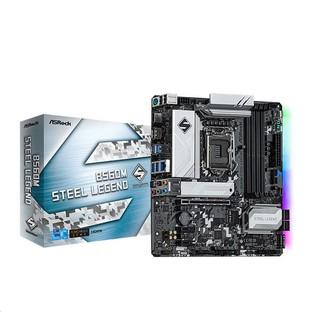 Mainboard Asrock B560M STEEL LEGEND (Intel B560, LGA 1200, M-ATX, 4 Khe Cắm Ram DDR4) thumbnail