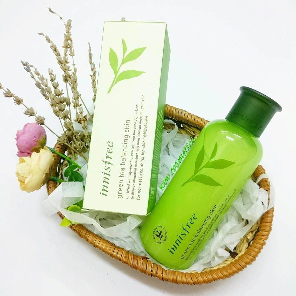 Nước Hoa Hồng Trà Xanh Innisfree Green Tea Balancing Skin - 2853506 , 1246383739 , 322_1246383739 , 350000 , Nuoc-Hoa-Hong-Tra-Xanh-Innisfree-Green-Tea-Balancing-Skin-322_1246383739 , shopee.vn , Nước Hoa Hồng Trà Xanh Innisfree Green Tea Balancing Skin