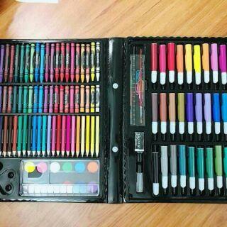 Hộp chì màu 150 bút loại 1