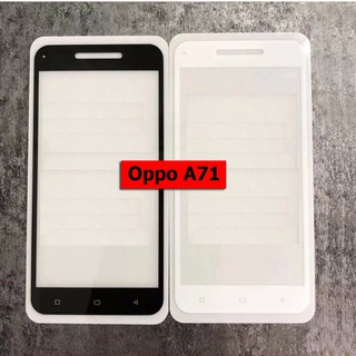 Cường lực 9D full màn Oppo A71 full keo không chấm lyty