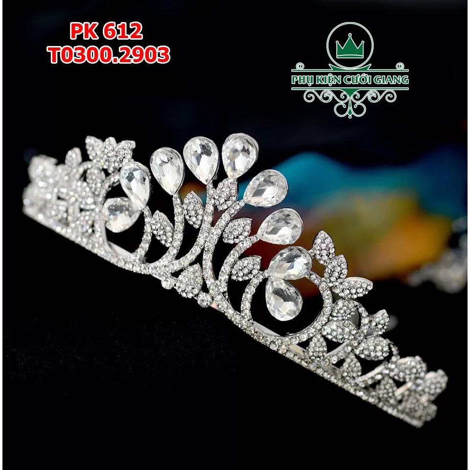 Vương miện cô dâu đẹp tía đá giọt nước xi mạ cao cấp tạo hình hoa lá - 9965855 , 1043666161 , 322_1043666161 , 300000 , Vuong-mien-co-dau-dep-tia-da-giot-nuoc-xi-ma-cao-cap-tao-hinh-hoa-la-322_1043666161 , shopee.vn , Vương miện cô dâu đẹp tía đá giọt nước xi mạ cao cấp tạo hình hoa lá