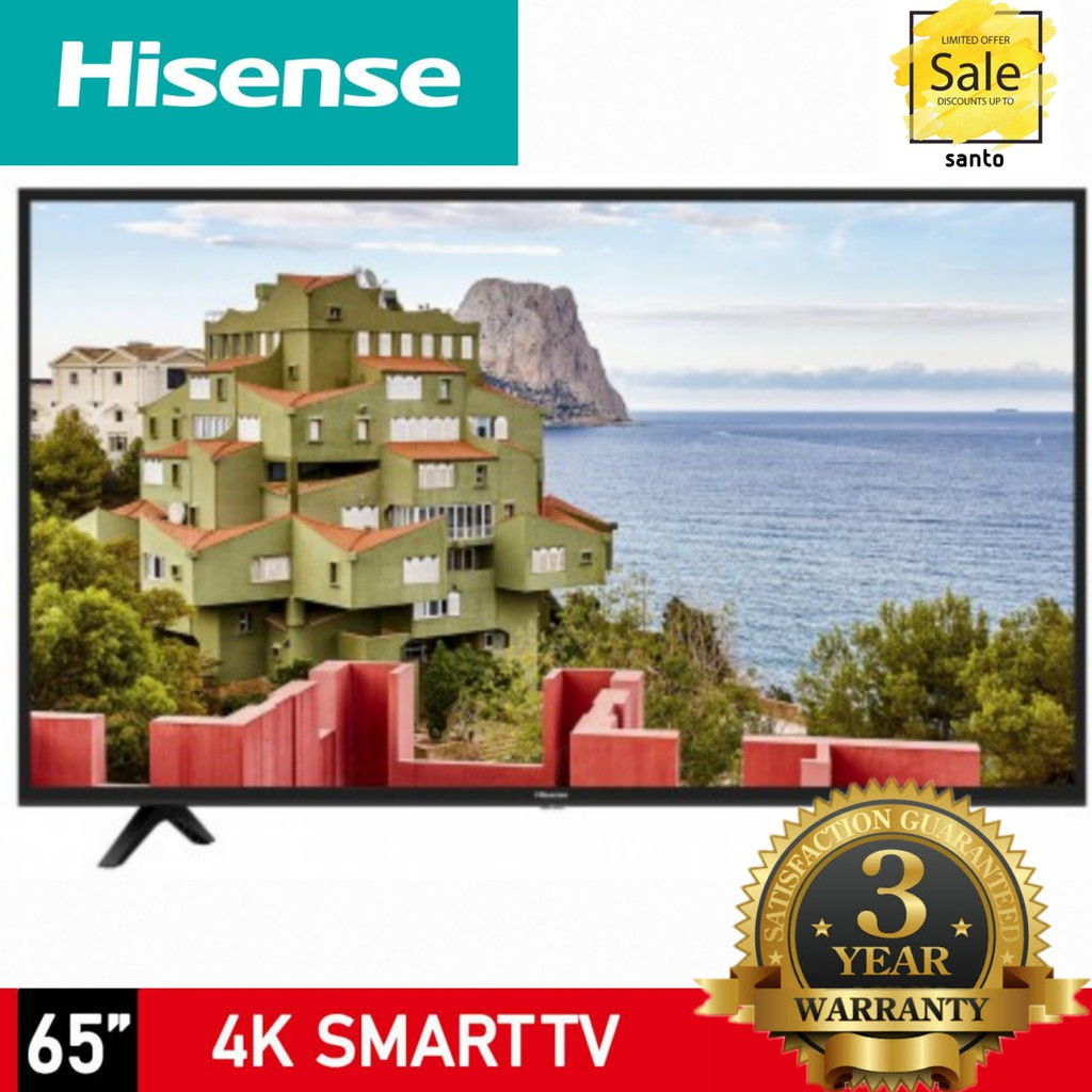 Hisense UHD TV 4K B7100 series 65 นิ้ว