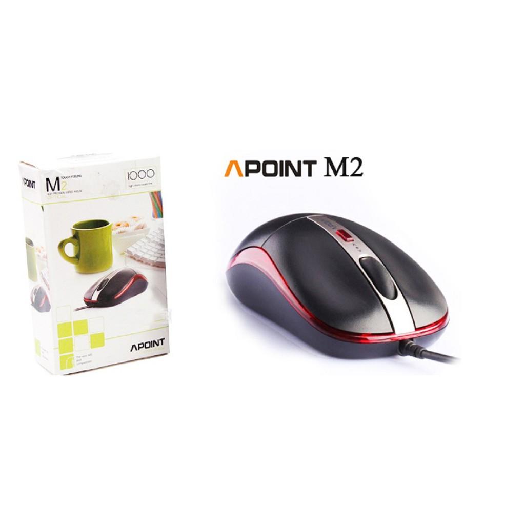 Kết quả hình ảnh cho mouse APOINT M2