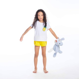 [Mã KIDMALL15 hoàn 15% xu đơn 150K] Bộ bé gái-Fresh Pineapple M.D.K