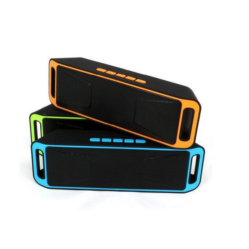 Loa Bluetooth SC-208, USB, Thẻ Nhớ, FM