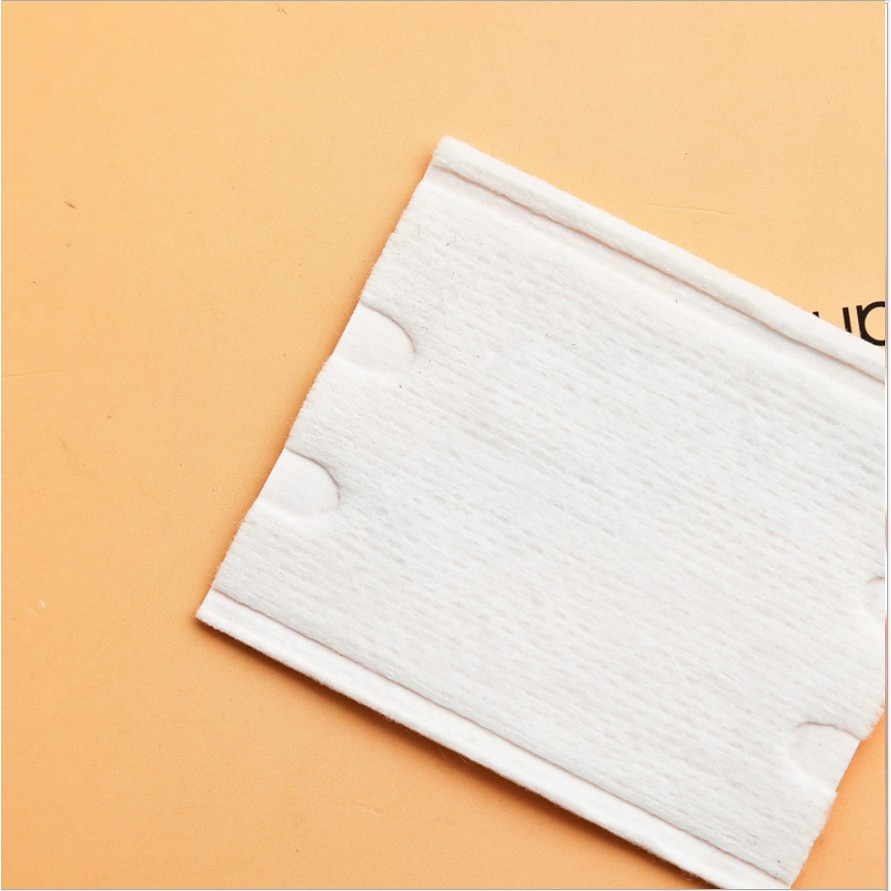 Bông tẩy trang (bông trang điểm) 3 lớp Cotton Pads Túi 222 miếng - baotrietle