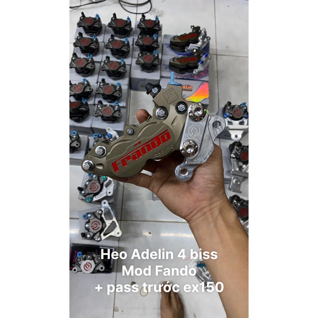 Heo Adelin mod Brembo / Fando 4 biss  + pass trước ex135 và đủ xe