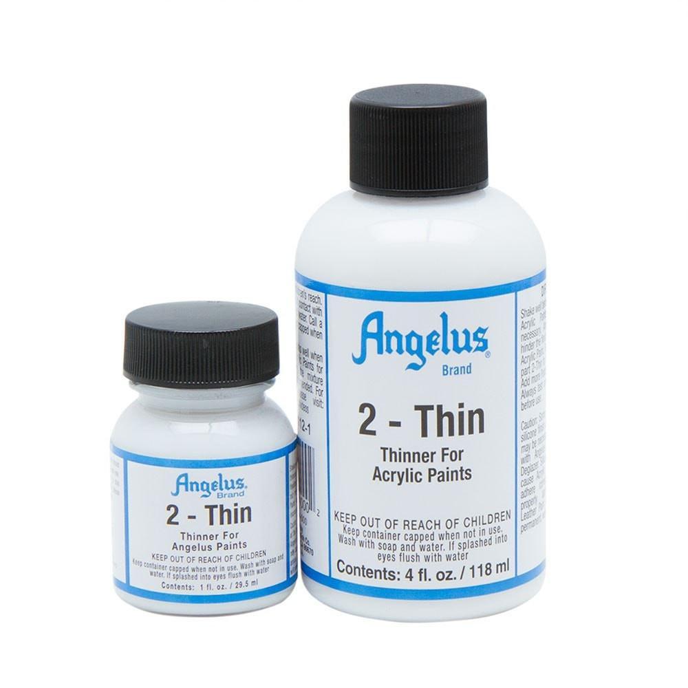 Dung môi giúp làm mỏng màu acrylic Angelus 2-Thin (25ml | 59ml)