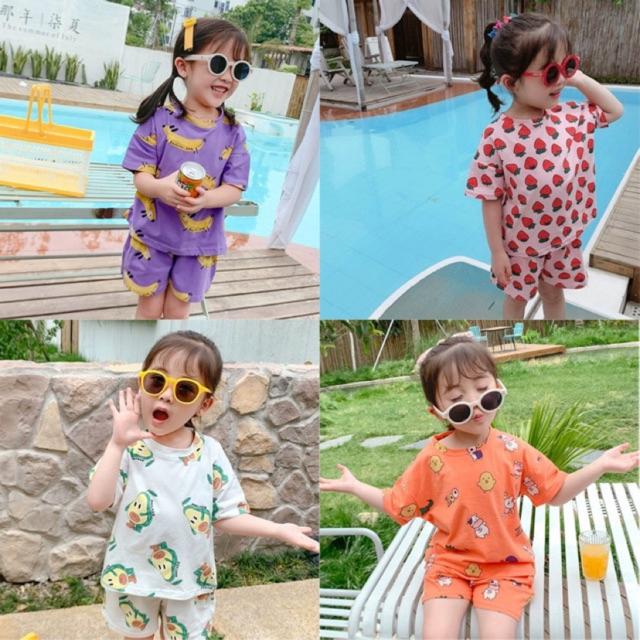 Bộ quần áo trẻ em QATE443